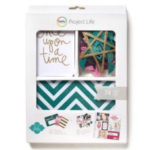 Project Life - Value Kit - Glitter