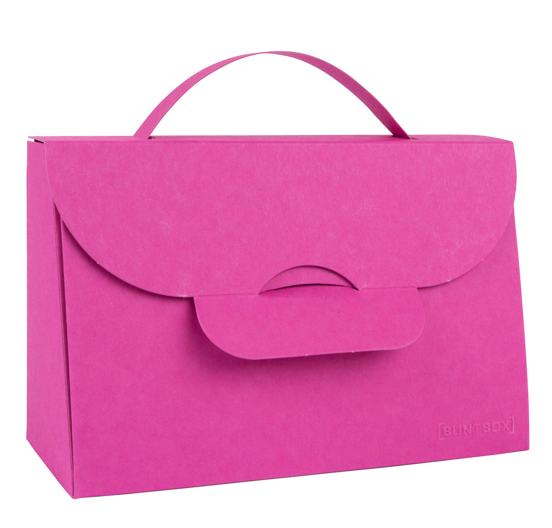 BUNTBOX Handbag M - Magenta
