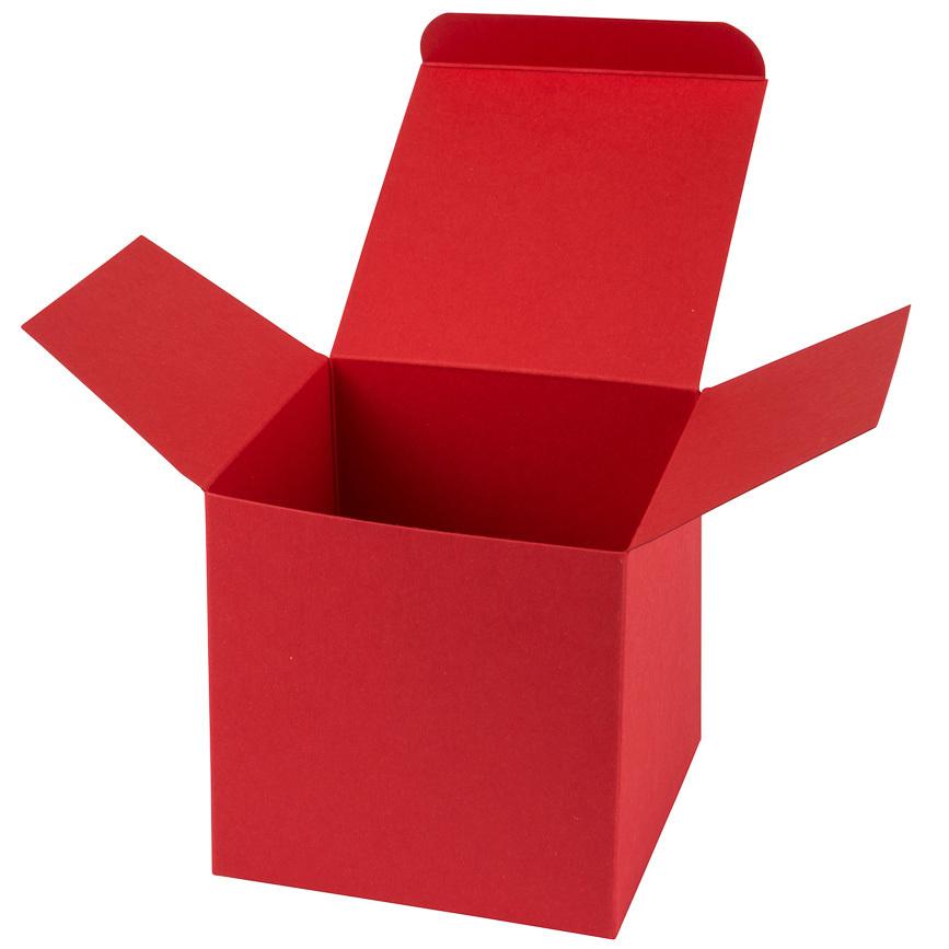 BUNTBOX Colour Cube L - Ruby