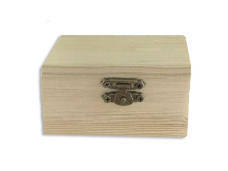 קופסת עץ מיני