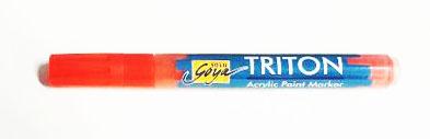 Triton Acrylic Paint Marker 1-4 mm - Vermilion