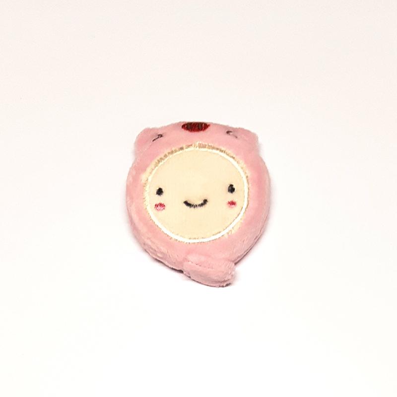 סרט מדידה 1.5 מטר - חזיר ורוד