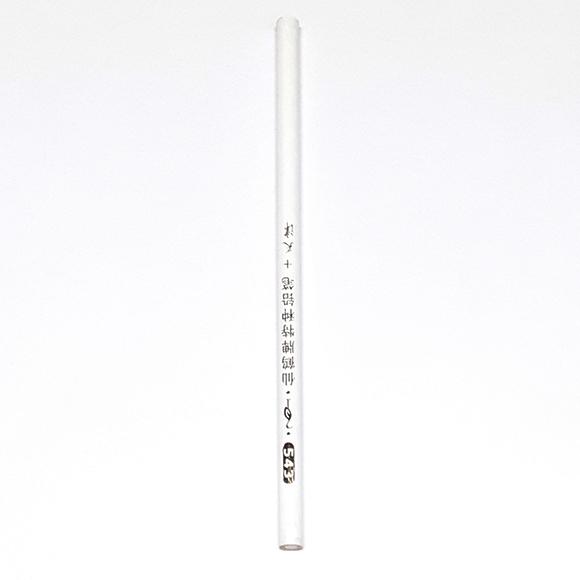עפרון לסימון בדים בצבע לבן