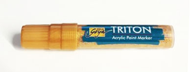 Triton Acrylic Paint Marker 15 mm - Gold