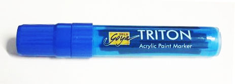 Triton Acrylic Paint Marker 15 mm - Primary Blue