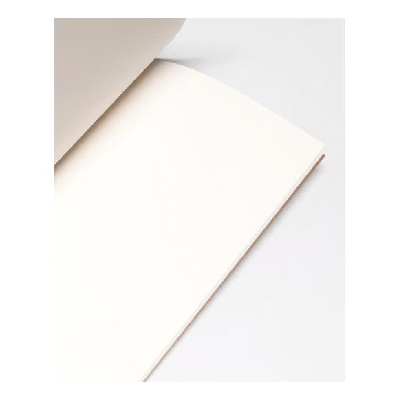 מחברת מילוי ליומן מידורי - דפים חלקים