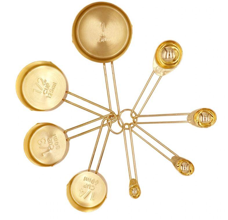 סט מדידה מלא- זהב