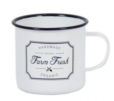 כוס אמייל - Farm Fresh