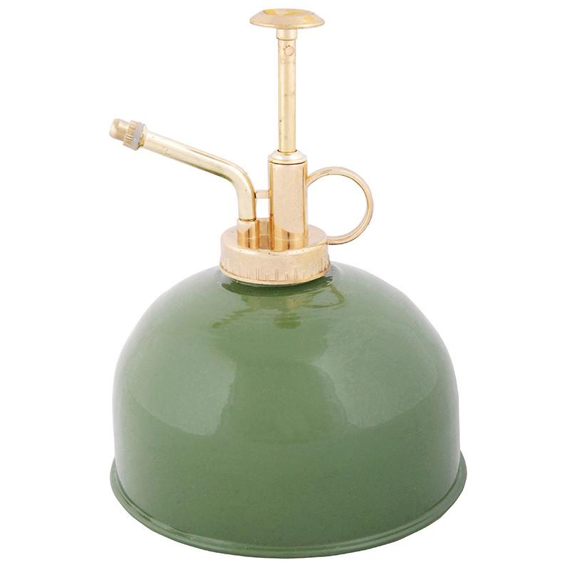 שפריצר פח בצבע ירוק