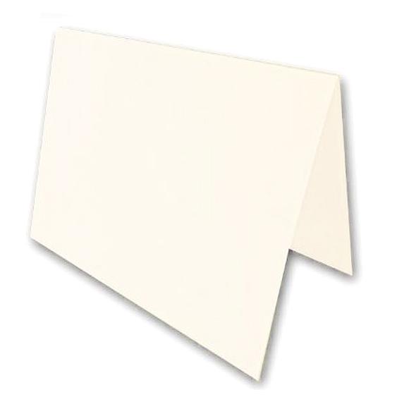 מארז כרטיסי ברכה ומעטפות - שמנת
