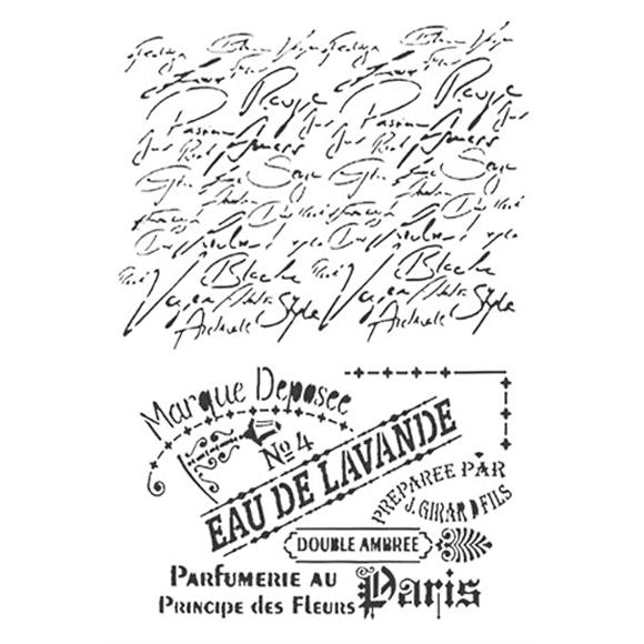 שבלונה - Sentences in french