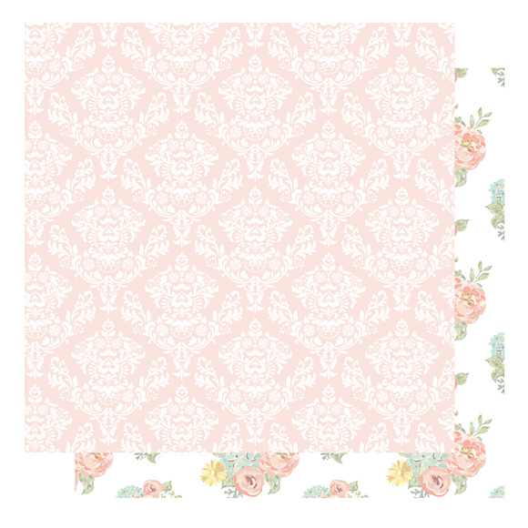 1021 Shabby Colors - עיטורים ופרחים