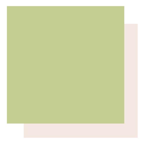 דף קארדסטוק - חופי יוון - ירוק/קורל בהיר