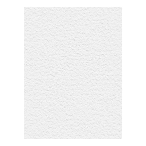 חצי גליון נייר 330 גרם - לבן