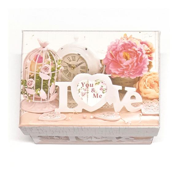 קופסת מתנה You and Me