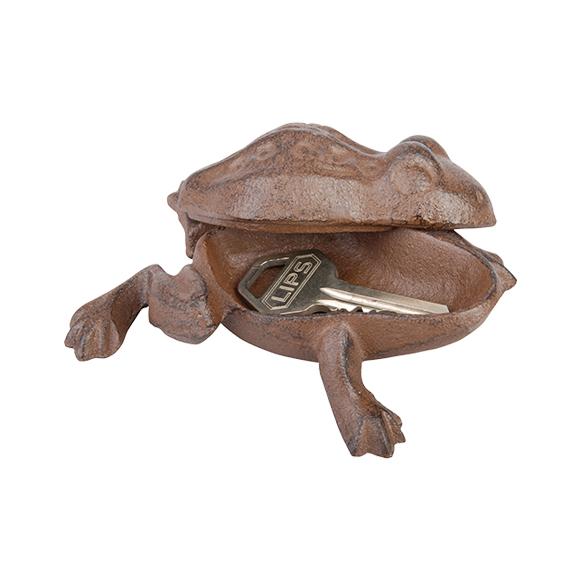 מתקן למפתח מברזל יצוק - צפרדע