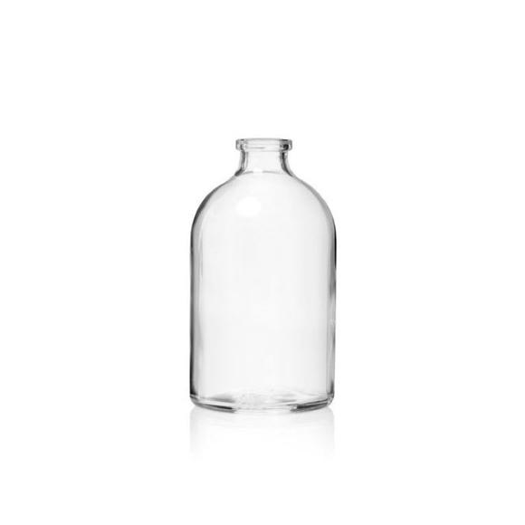 """בקבוק זכוכית 50 מ""""ל"""