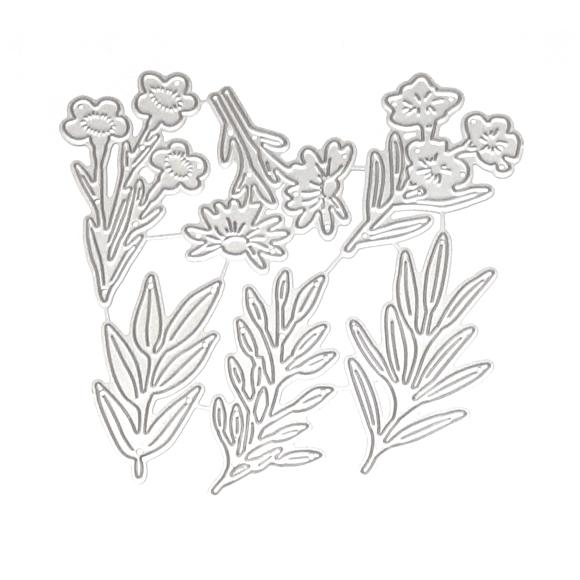 סט תבניות חיתןך - Leaves