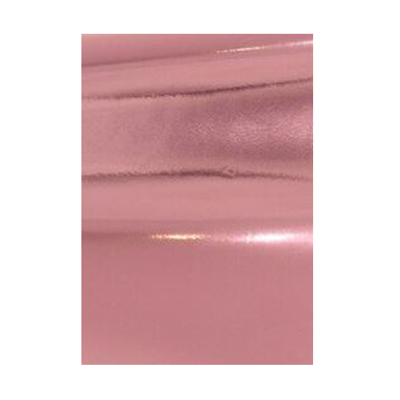 """גיליונות פויל 8X15 ס""""מ - Foil paper Rose gold"""