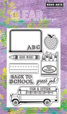 חותמות סיליקון - Good Work - Clear Stamp
