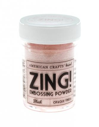 אבקת הבלטה - Embossing Powder - Blush