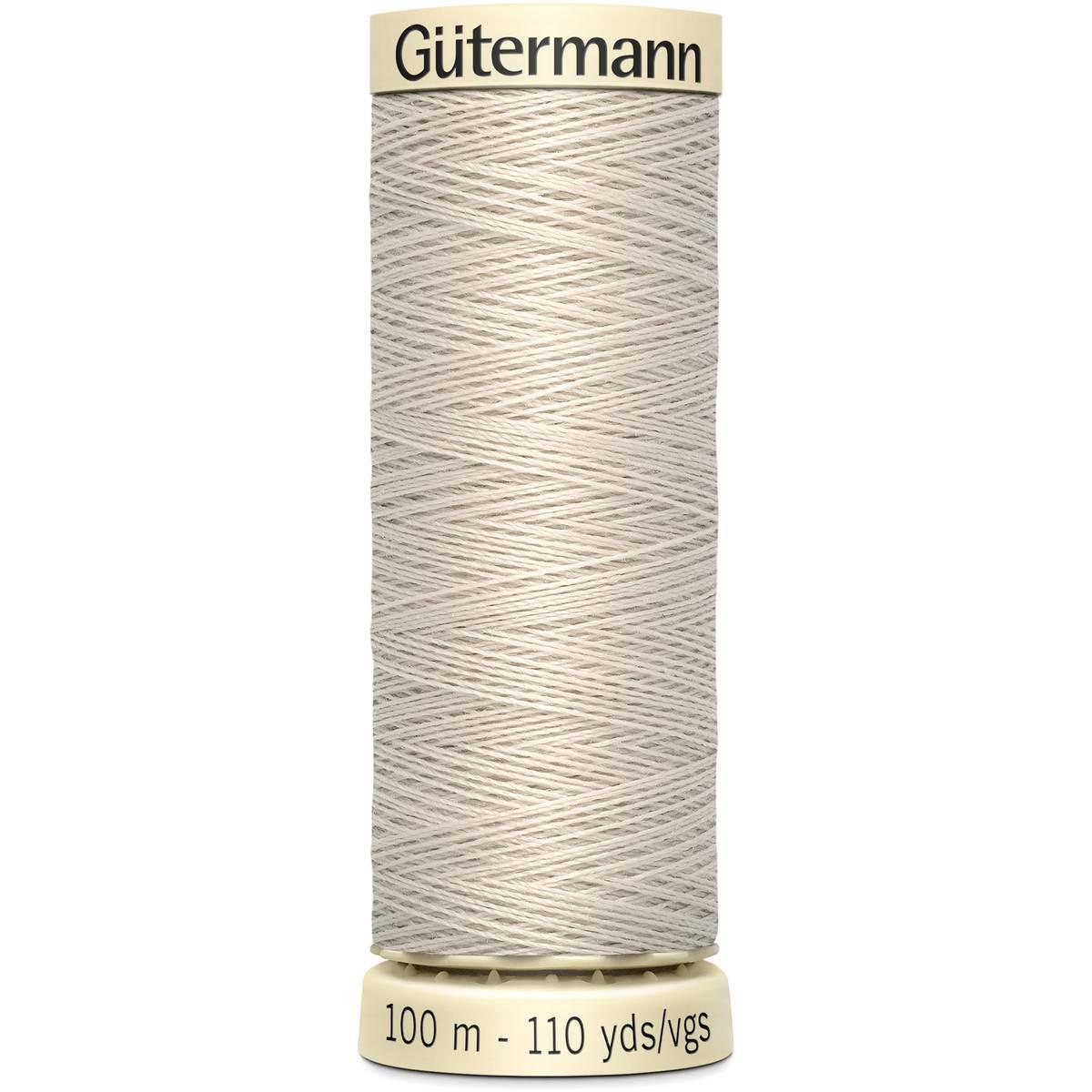 חוט תפירה גוטרמן - White 299