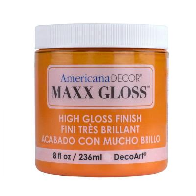 Americana Decor Maxx Gloss - Orange Slice