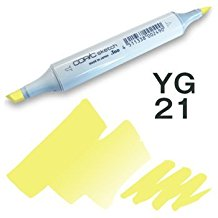 Copic Sketch Marker - YG21 Anise