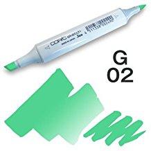 Copic Sketch Marker - G02 Spectrum Green