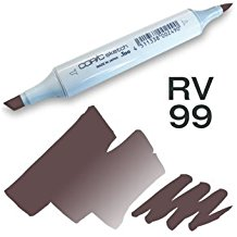 Copic Sketch Marker - RV99 Argyle Purple
