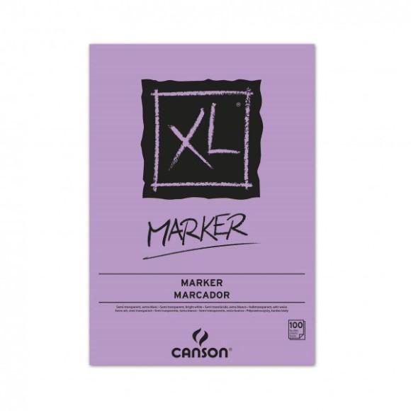 בלוק נייר - Canson XL Marker A4