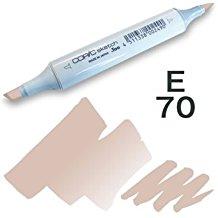 Copic Sketch Marker - E70 Ash Rose