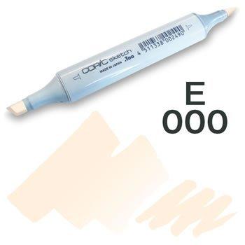 Copic Sketch Marker - E0000 Floral White