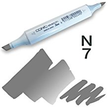 Copic Sketch Marker - N7 Neutral Gray No.7