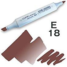 Copic Sketch Marker - E18 Copper