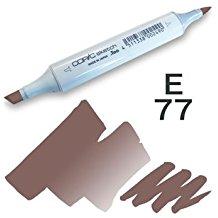 Copic Sketch Marker - E77 Maroon
