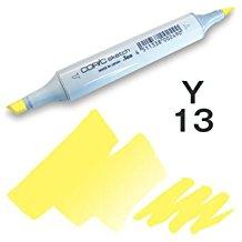 Copic Sketch Marker - Y13 Lemon Yellow