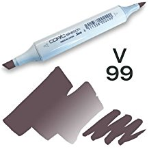 Copic Sketch Marker - V99 Aubergine