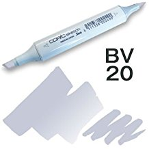 Copic Sketch Marker - BV20 Dull Lavender
