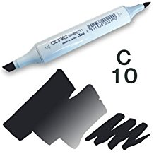 Copic Sketch Marker - C10 Cool Gray No.10