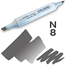 Copic Sketch Marker - N8 Neutral Gray No.8