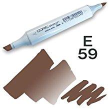 Copic Sketch Marker - E59 Walnut