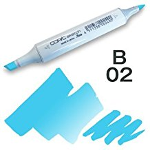 Copic Sketch Marker - B02 Robin's Egg Blue