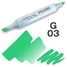 Copic Sketch Marker - G03 Meadow Green