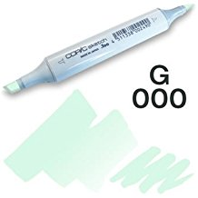 Copic Sketch Marker - G000 Pale Green