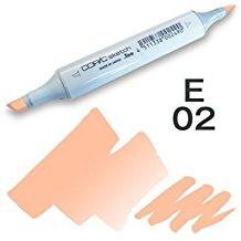 Copic Sketch Marker - E02 Fruit Pink