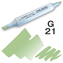 Copic Sketch Marker - G21 Lime Green