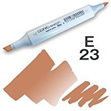 Copic Sketch Marker - E23 Hazelnut