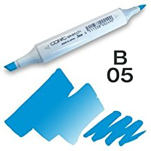 Copic Sketch Marker - B05 Process Blue
