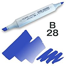 Copic Sketch Marker - B28 Royal Blue